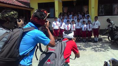 Groepsfoto's leren maken op school