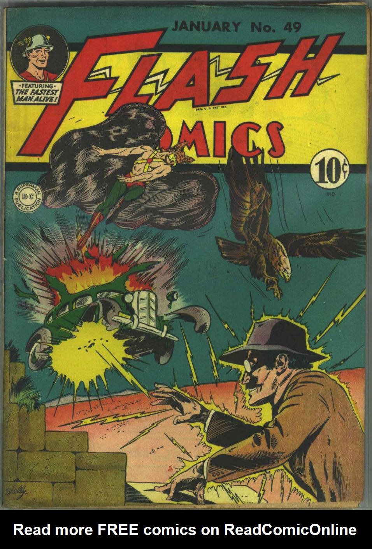 Flash Comics 49 Page 1