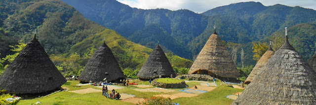 Wae Rebo, The Story of A Village Above the Cloud