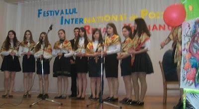 Balti dans festival de poezie