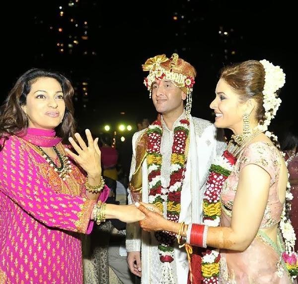 Singer / Actress / VJ Raageshwari Loomba Wedding Photos