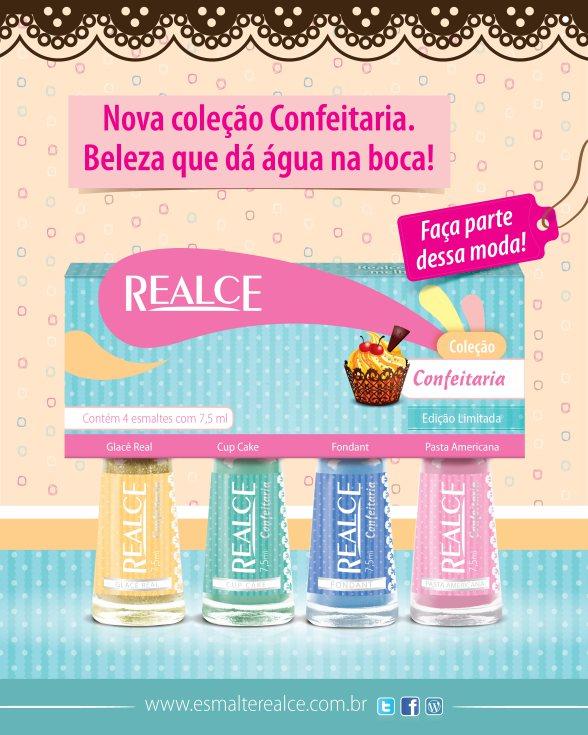 Esmalte Realce :: Cupcake - Resenha