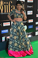 Lakshmi in a Crop Top Choli Ghagra  at IIFA Utsavam Awards 2017  Day 2 at  16.JPG
