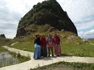 Wisata Bukit Kandis yang Kekinian