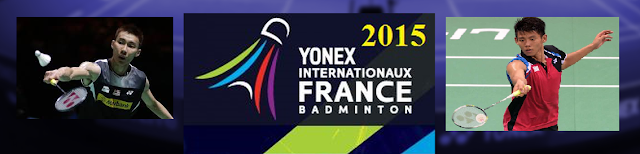 Final Badminton Terbuka Perancis 2015