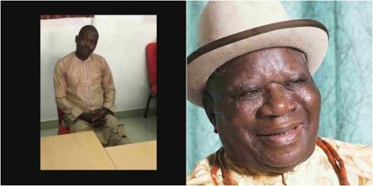Edwin Clark Names Top Police Officers Behind Raid On His Home