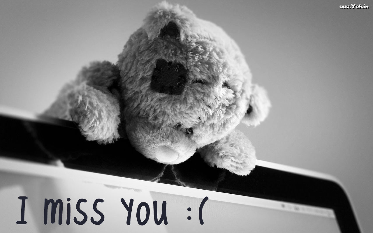 I Miss U 2 Wallpaper | Awesome Wallpapers