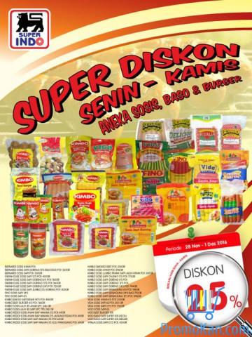 Katalog Promo Superindo Minggu Ini Terbaru Desember 2016