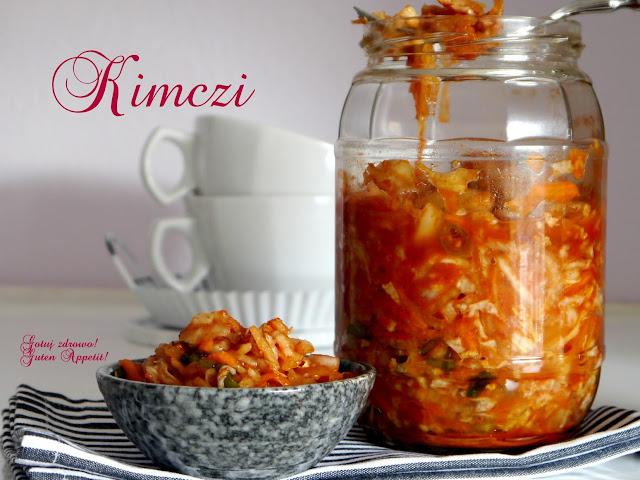 Kimchi (kimczi) - pikantna kiszonka z Korei - Czytaj więcej »