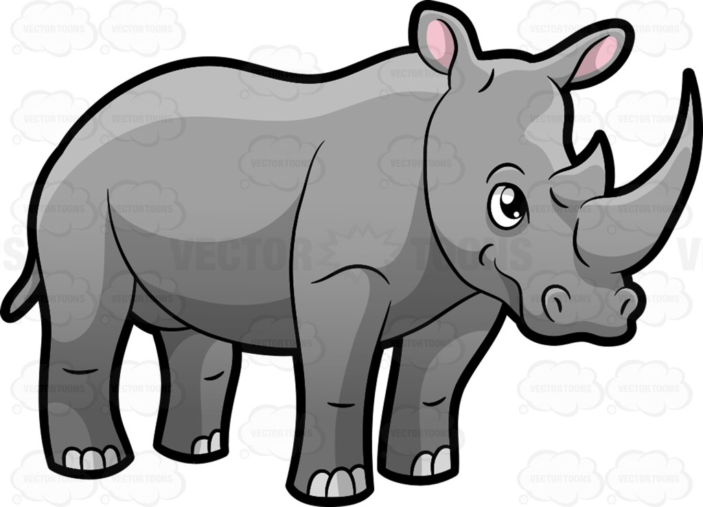 носорог картинки рисунки знакомые стефании предположили