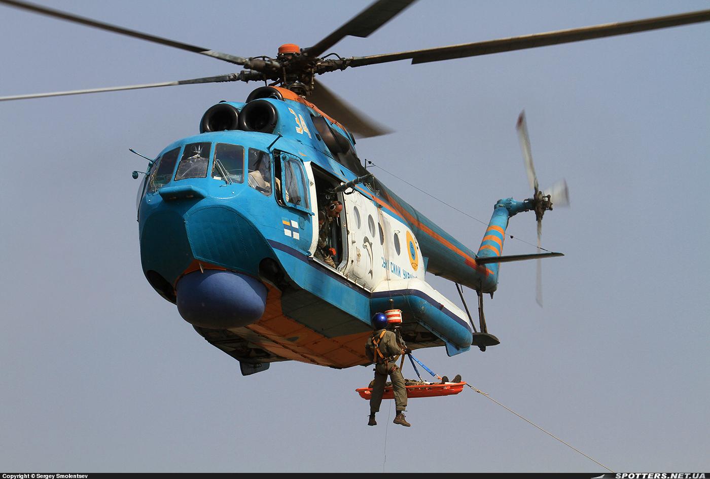 Мі-14 ВМС України
