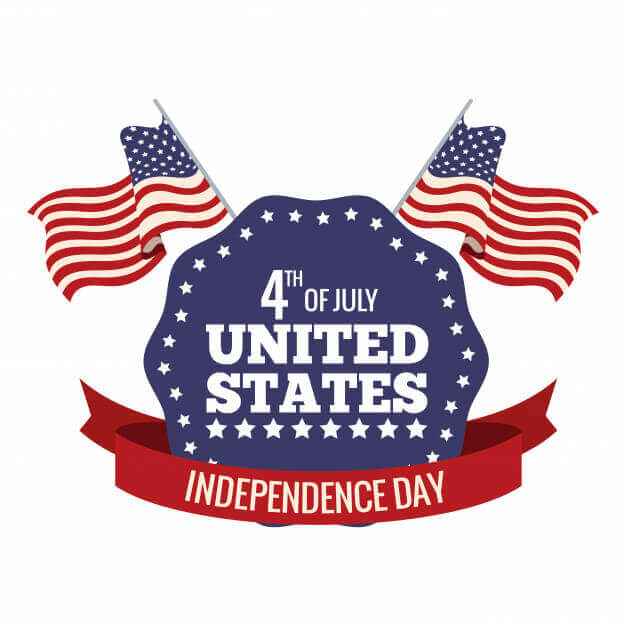 free clipart 4th of july