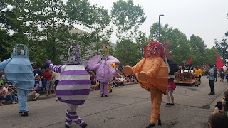 Animals, Parade the Circle, 2015