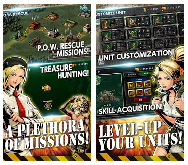 Download METAL SLUG ATTACK MOD APK v3.11.0 (Unlimited AP)