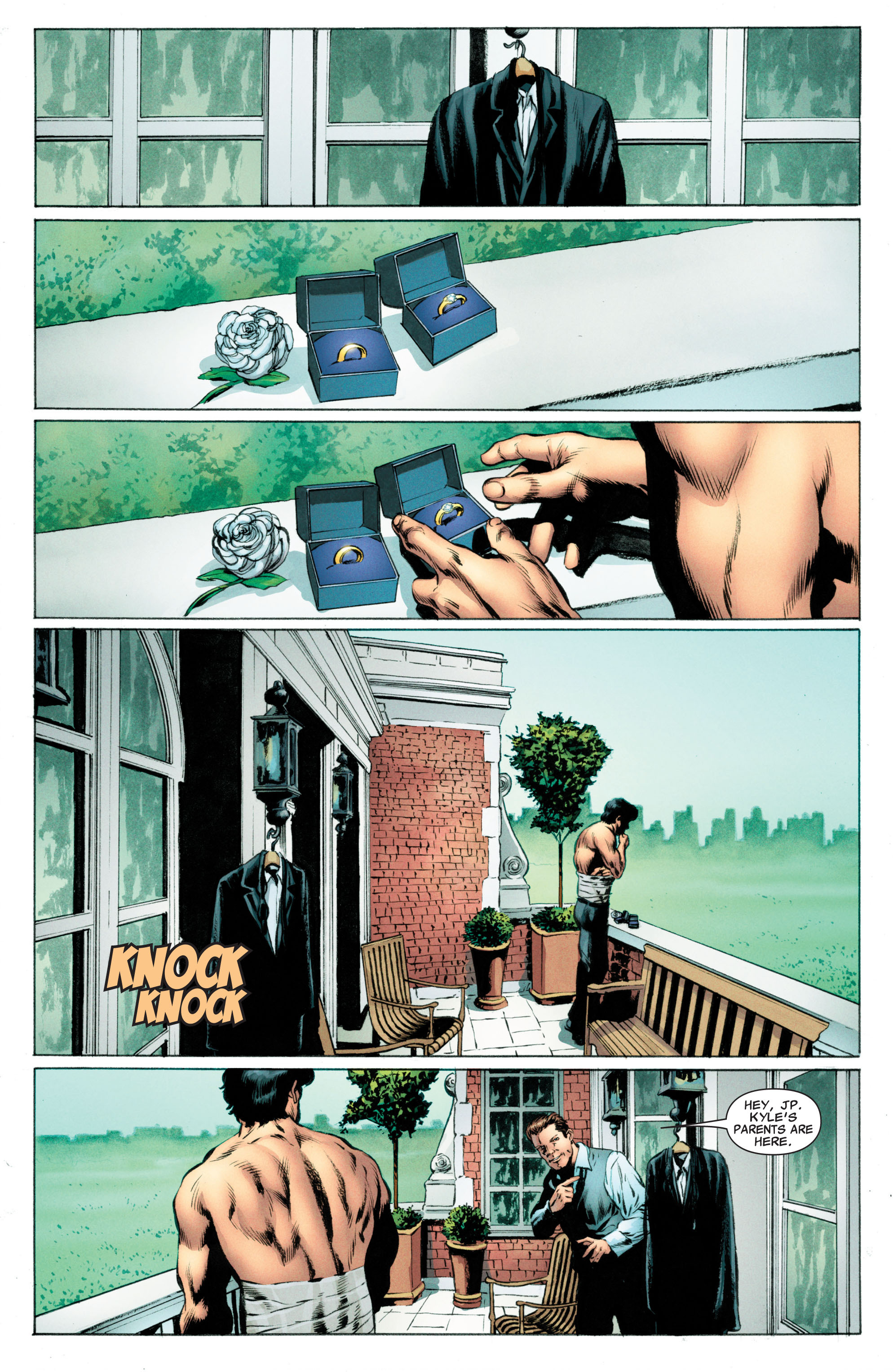 Read online Astonishing X-Men (2004) comic -  Issue #51 - 4