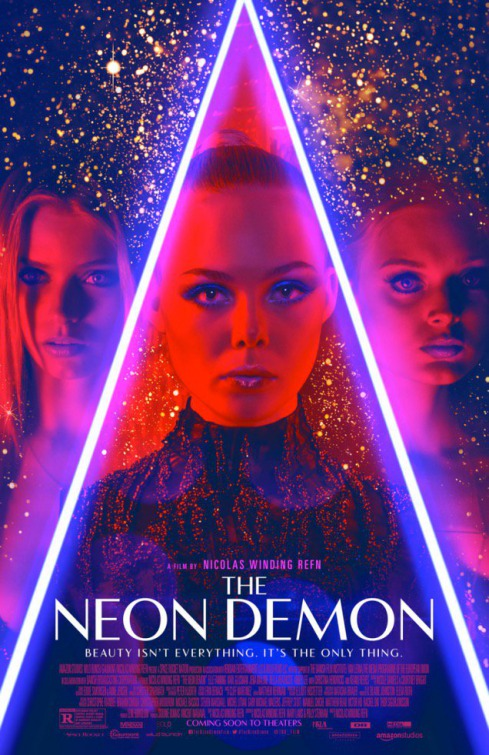 Neon Demon movie poster