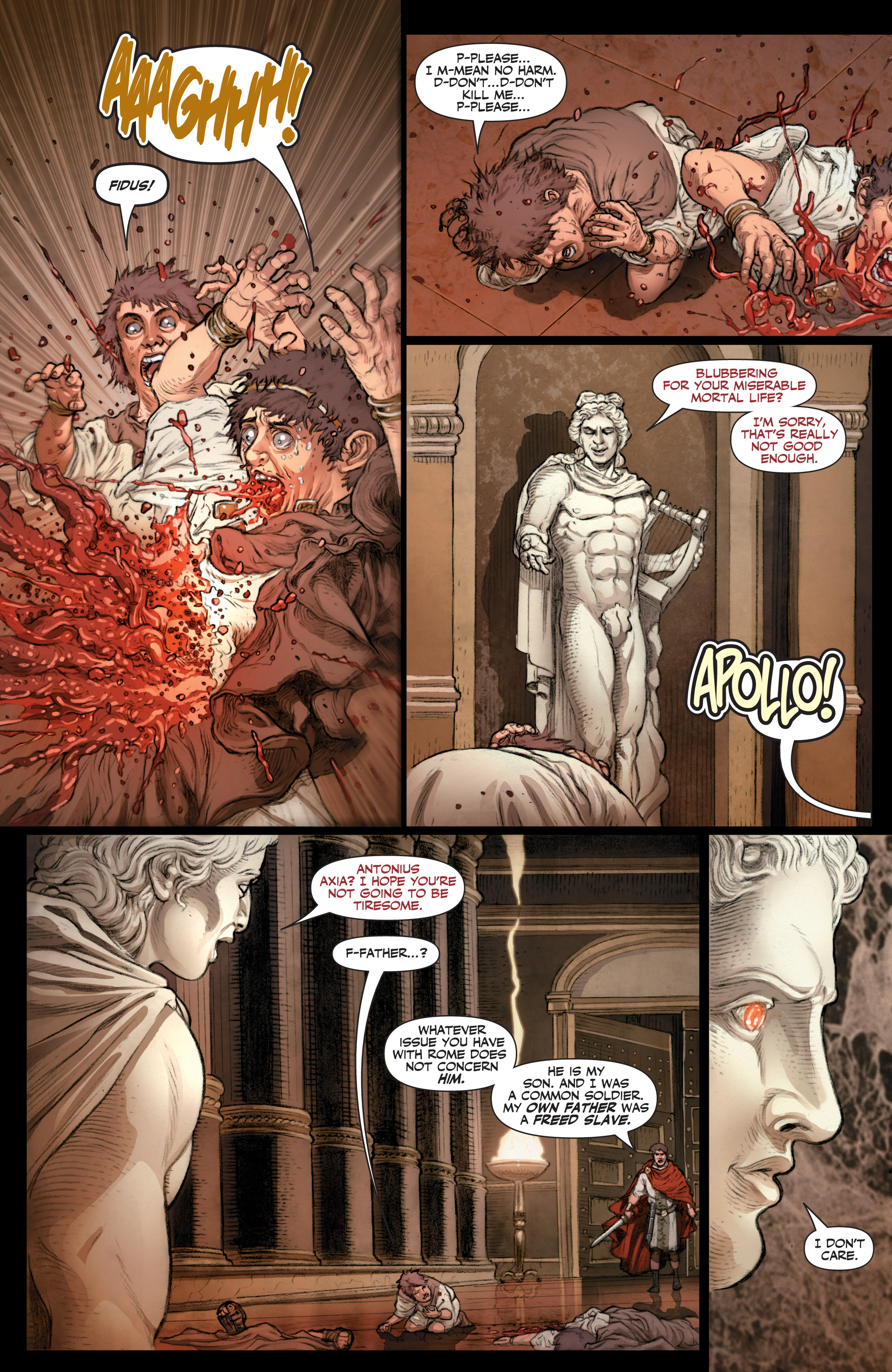 Read online Britannia: We Who Are About To Die comic -  Issue #3 - 26
