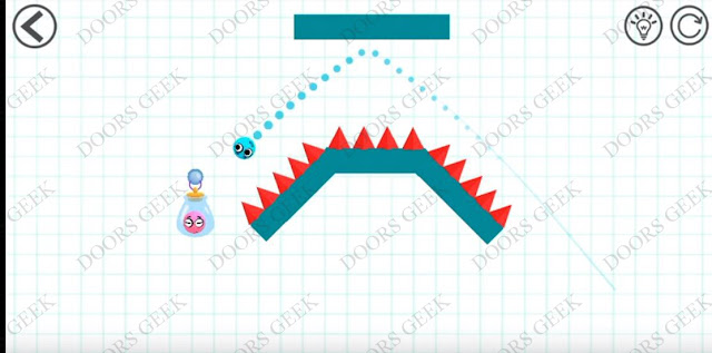Love Shots Level 55 Solution, Cheats, Walkthrough for Android and iOS