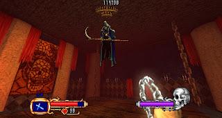 5th Boss - Grim Reaper
