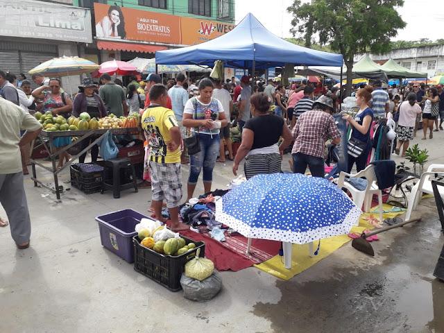 População aprova mudança de local da Feira em Ipueiras