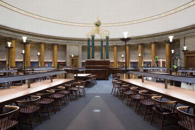 Biblioteca Central de Manchester