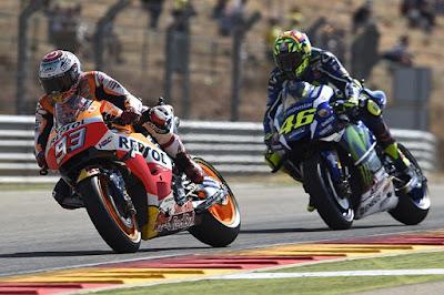 Rossi: Kini Saya Kesulitan Kalahkan Marquez dan Lorenzo