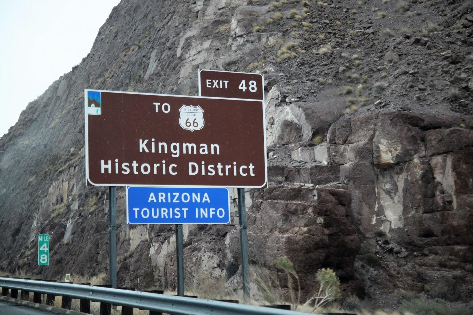 Amerykański sen i historyczna Route 66