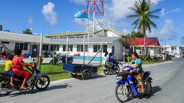 Expensive internet in Tuvalu