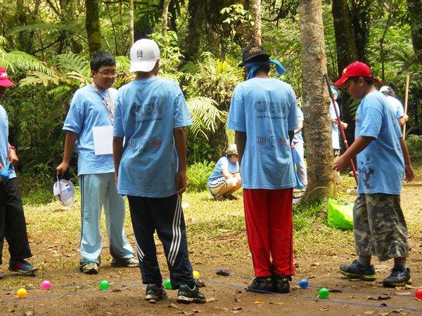 fun games di Mandalawangi Cibodas