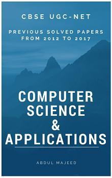 Ugc Net Computer Science Books Pdf