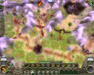 Elven Legacy Game Screenshots 2009