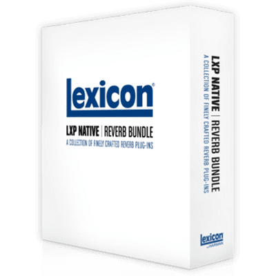 Lexicon - LXP Native Reverb Full version