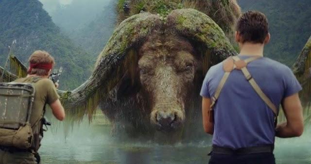 Kong: Skull Island llegará con grandes criaturas