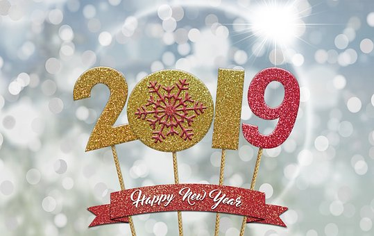 New Year 2019 Wishes For WhatsApp