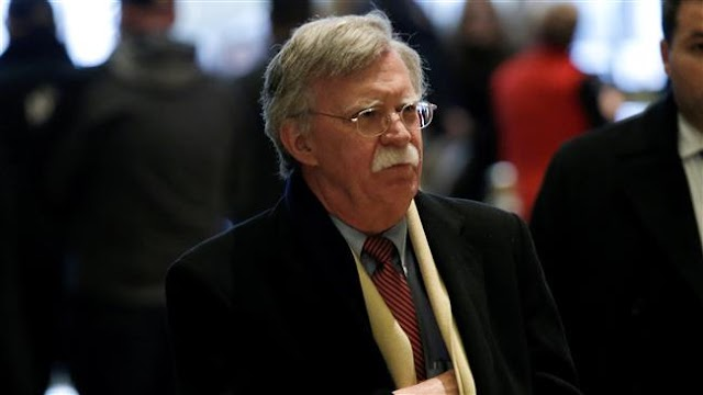 US President Donald Trump to interview John Bolton, 3 others, for national security adviser