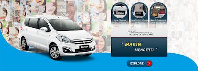 Banner Suzuki New Ertiga