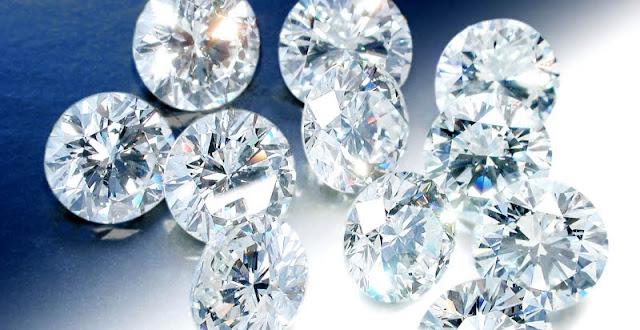 Los diamantes volverían a su forma usual en la Tierra