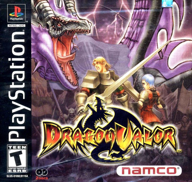 Dragon Valor - PS1 - ISOs Download