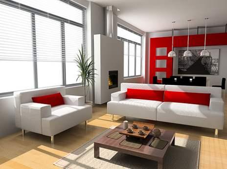 kumpulan desain ruang tamu rumah minimalis modern