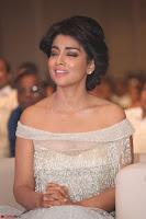Shriya Saran in Stunning White Off Shoulder Gown at Nakshatram music launch ~  Exclusive (26).JPG