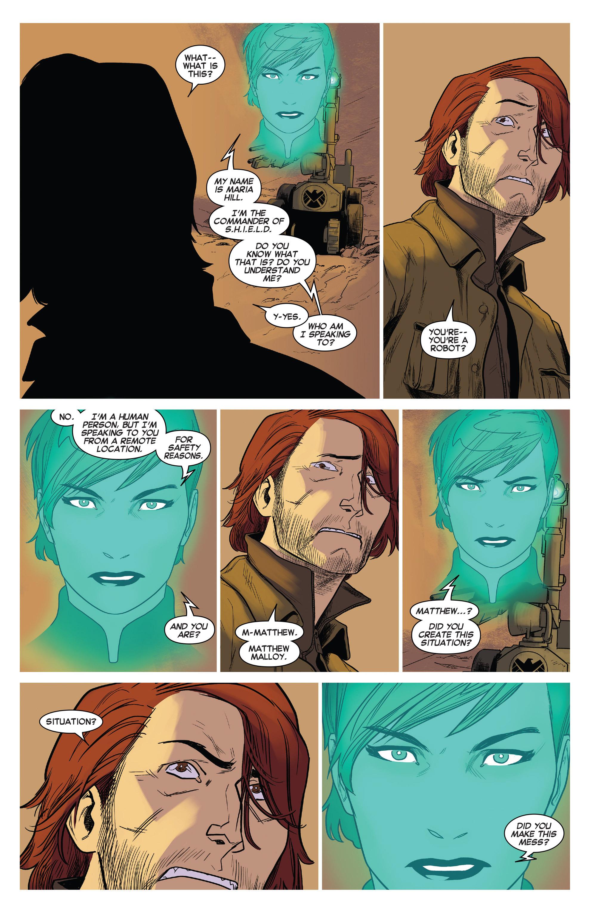 Read online Uncanny X-Men (2013) comic -  Issue # _TPB 4 - vs. S.H.I.E.L.D - 109