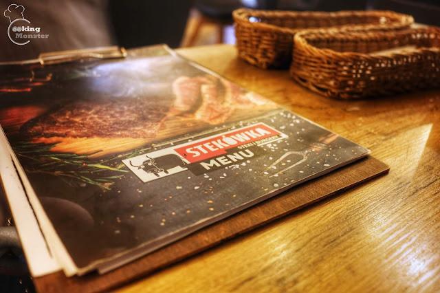 Nowe jesienne menu - Stekówka - steki i burgery