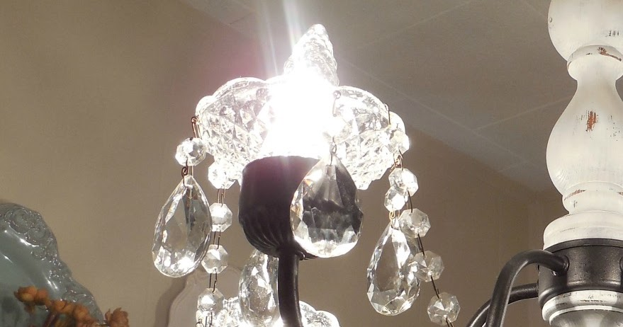 Company Of 7 Designs Chandelier Makeover Part One