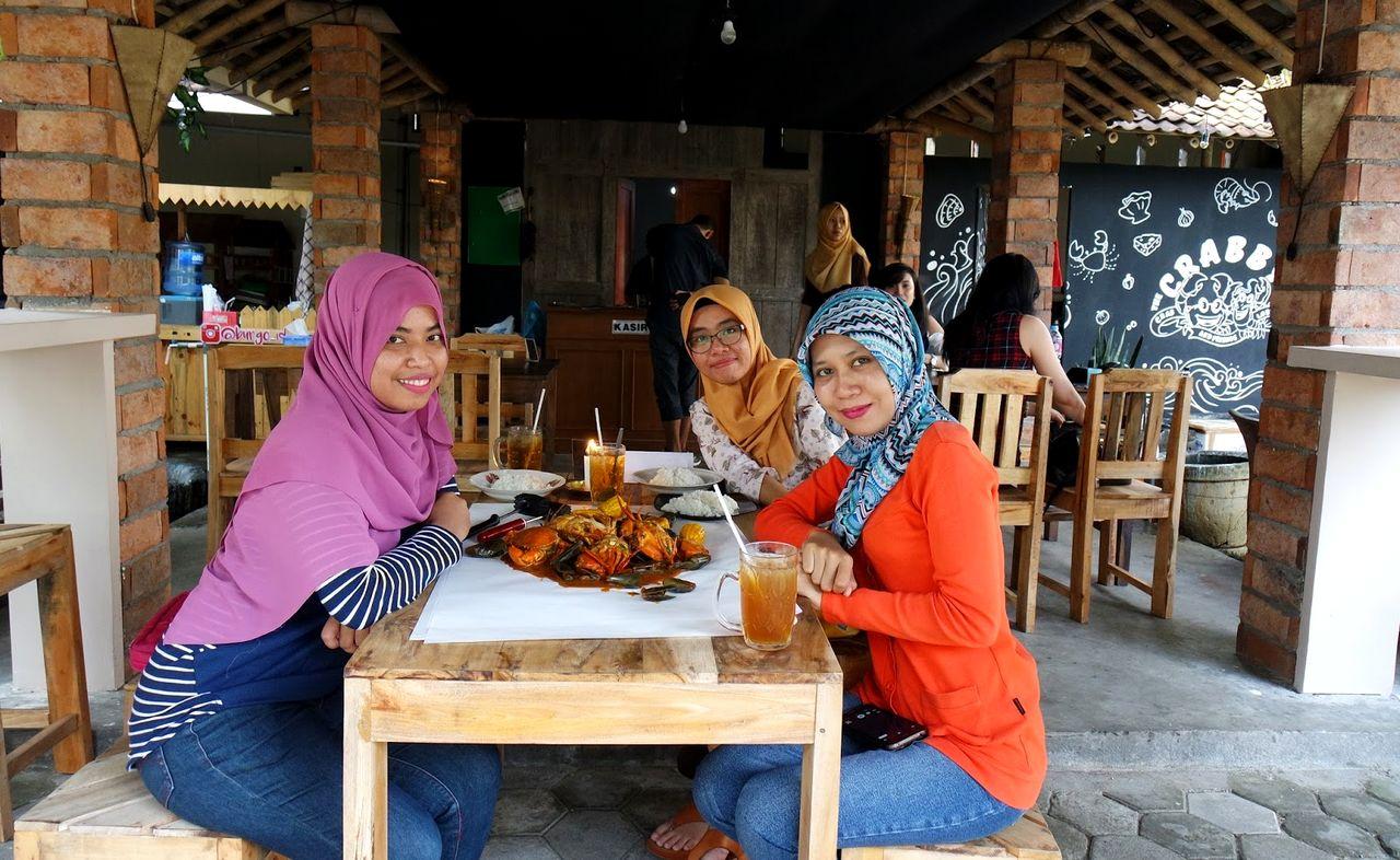 Restoran Kepiting Jogja The Crabbys (meiraoka.blogspot.com)