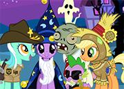 My Little Pony Halloween Fun juego