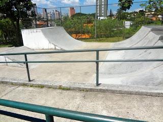 Pista de Skate do Parque do Cordeiro