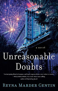 Unreasonable Doubts by Reyna Marder Gentin's Operation Awesome Debut Author Spotlight and Emerging First Book