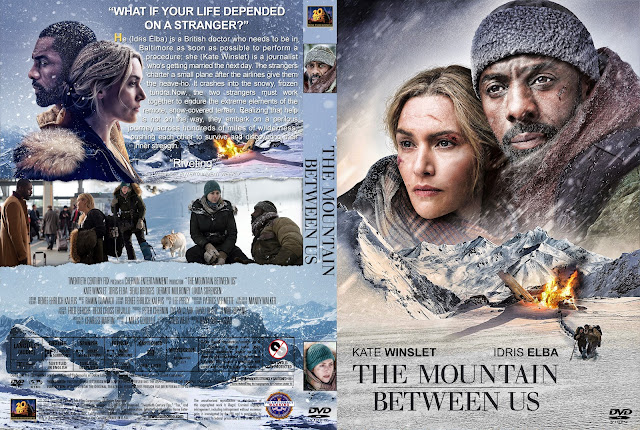 The Mountain Between Us DVD Cover