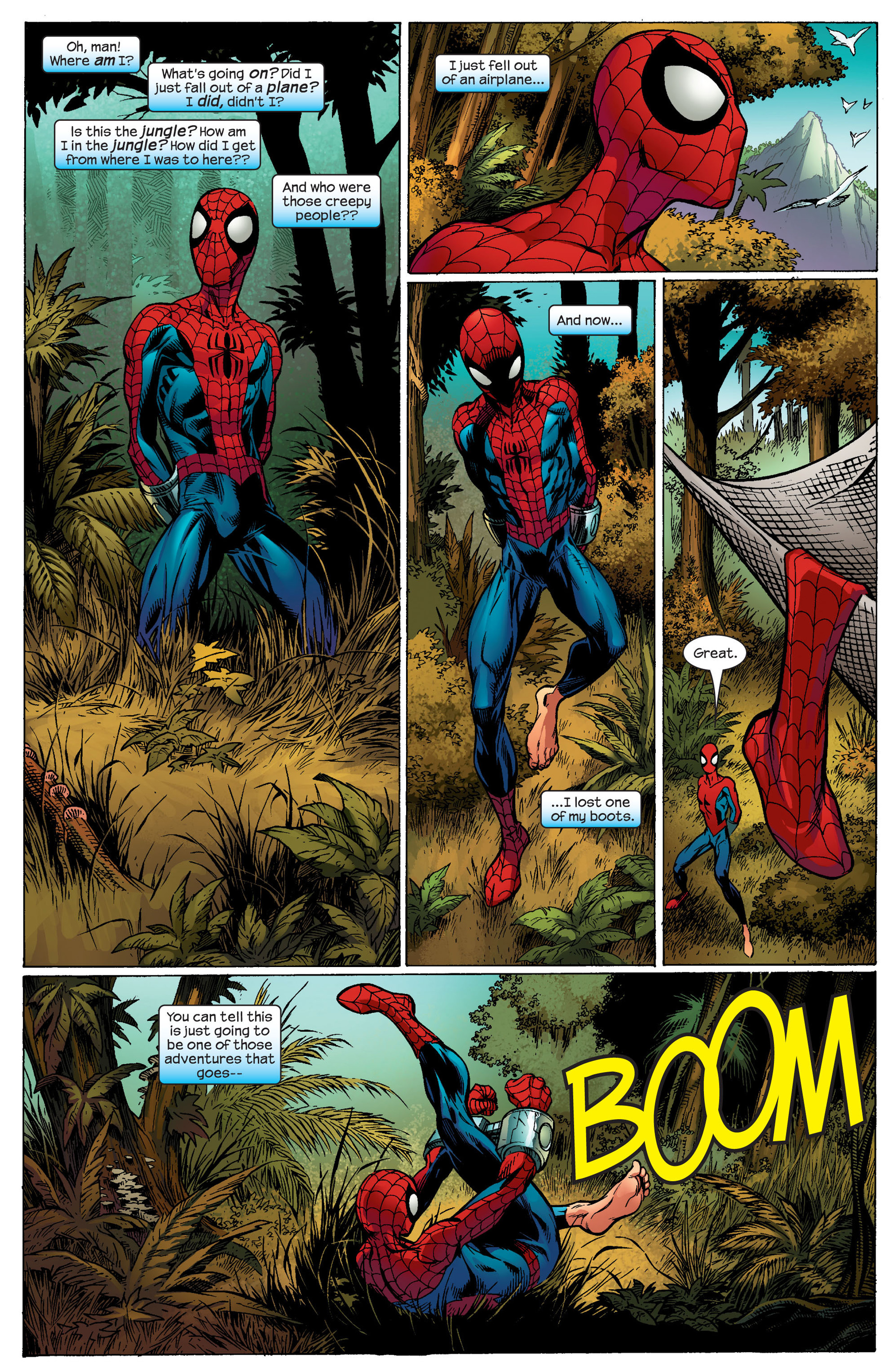Read online Ultimate Spider-Man (2000) comic -  Issue #92 - 8