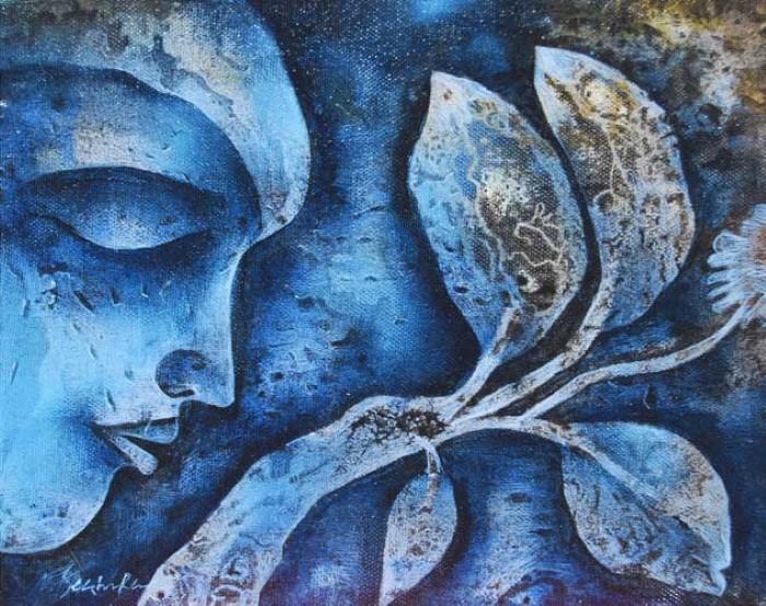 Sekhar Roy. Современный индийский художник 11